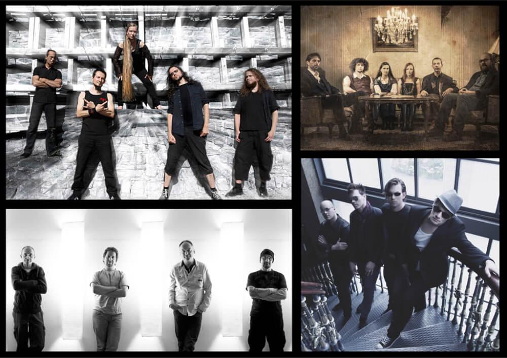 Bands GAOM Labelnight