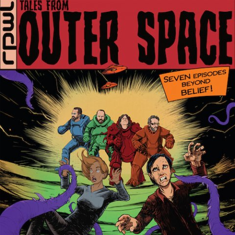 RPWL | TALES FROM OUTER SPACE | CD