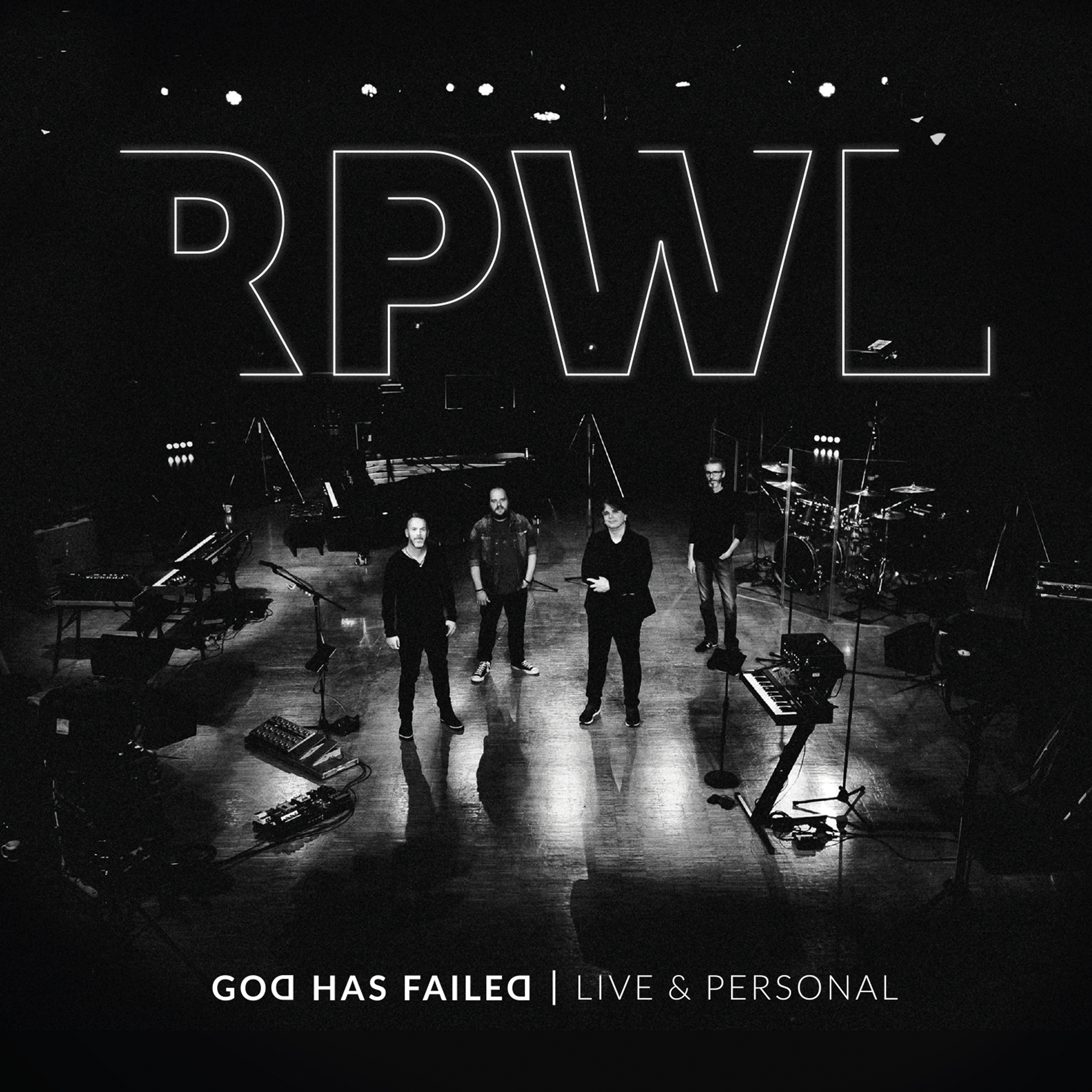 RPWL - God Has Failed Live And Personal