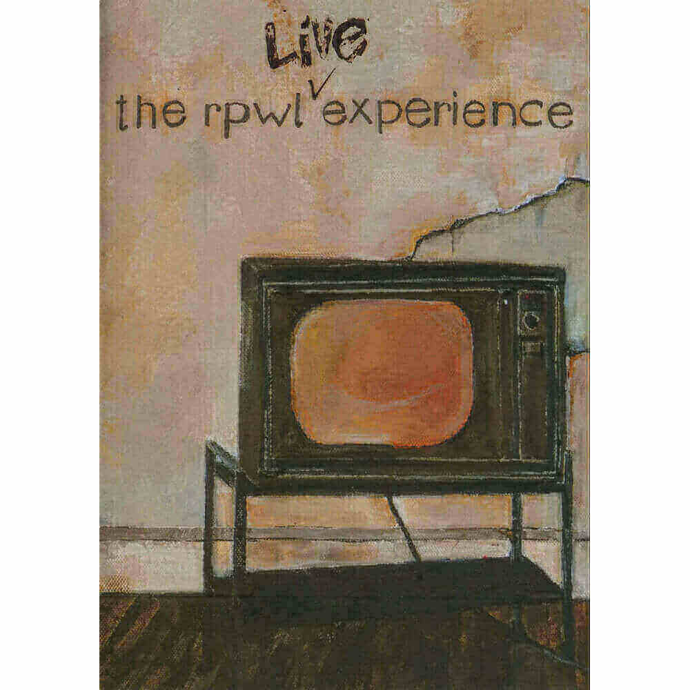 RPWL The RPWL Live Experience DVD