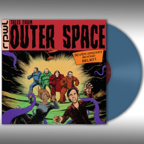 RPWL | TALES FROM OUTER SPACE | Blue Vinyl