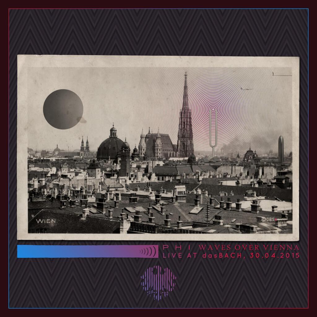 Phi Waves Over Vienna Cd Bonus Dvd Gentle Art Of Music